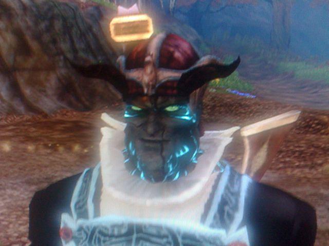 Final Fable 2 Face Screen Shot | Robot Pirate Ninja