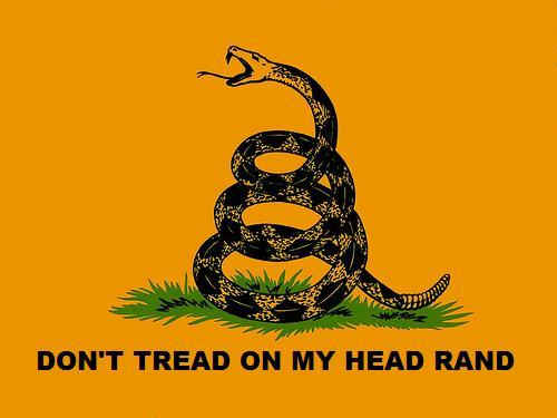 Don't Tread on my Head